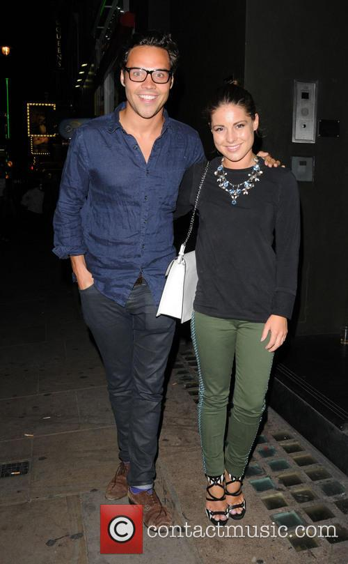 Andy Jordan and Louise Thompson 1