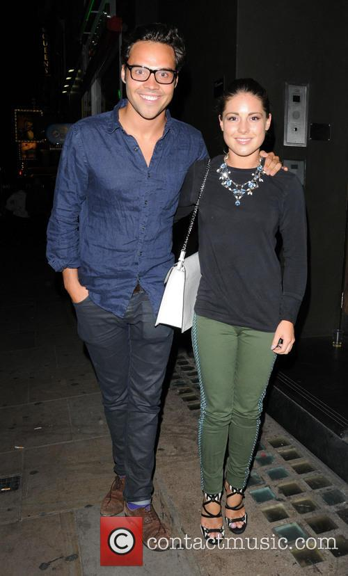 Louise Thompson and Andy Jordan 2