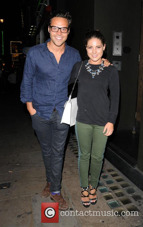 Louise Thompson and Andy Jordan 1