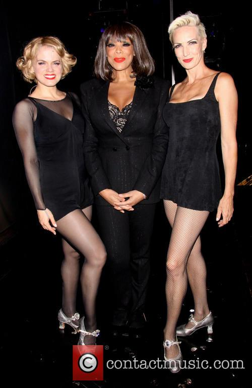 Amy Spanger, Wendy Williams and Amra-faye Wright