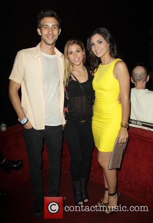 Blake Berris, Kate Mansi and Camila Banus 2