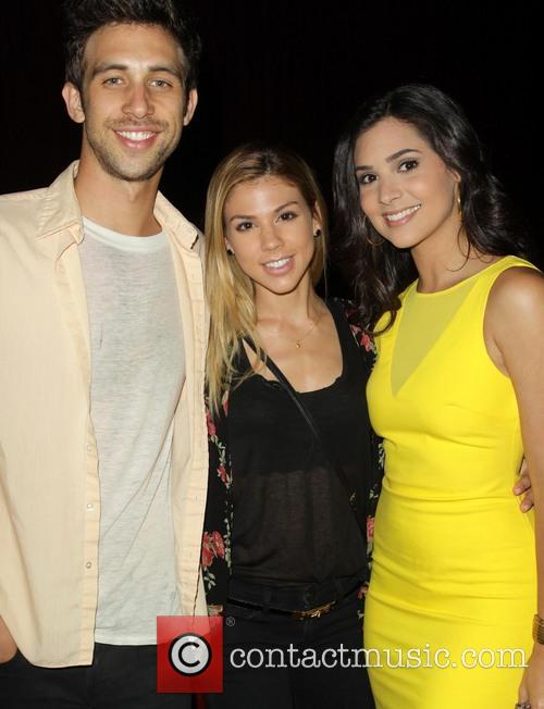 Blake Berris, Kate Mansi and Camila Banus 4