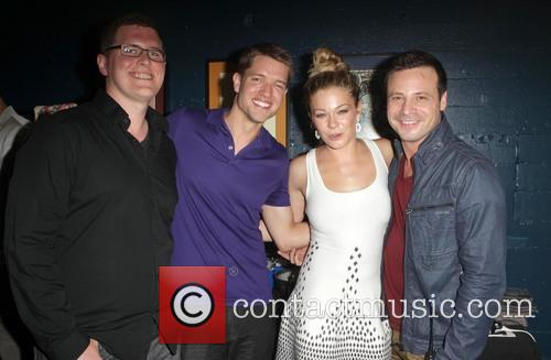 Ronnie Kroell, Leann Rimes, Elliot Dal Pra London and Guest 3