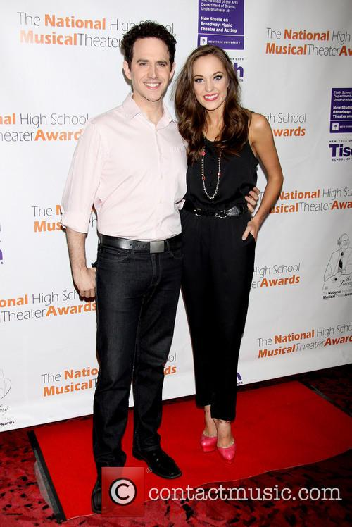 Santino Fontana and Laura Osnes 1
