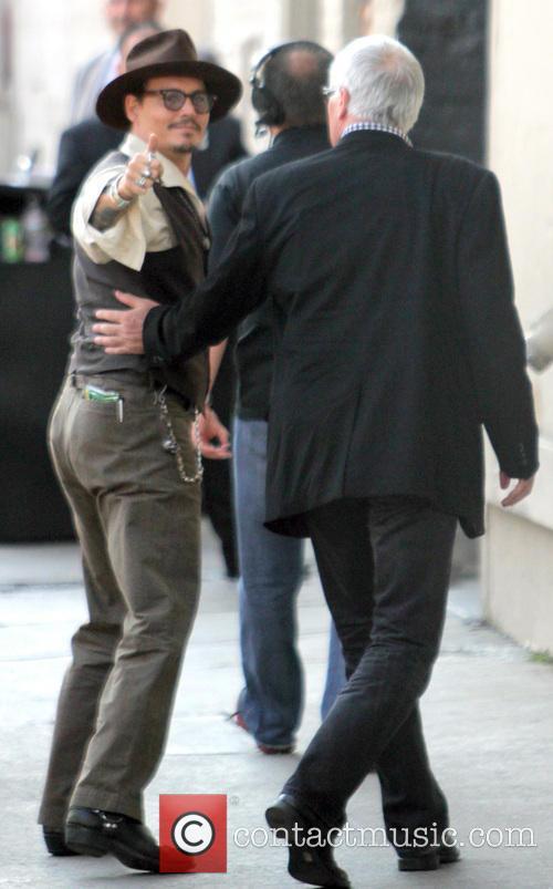 Johnny Depp 9