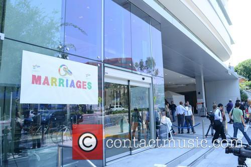 Gay marraige morals california