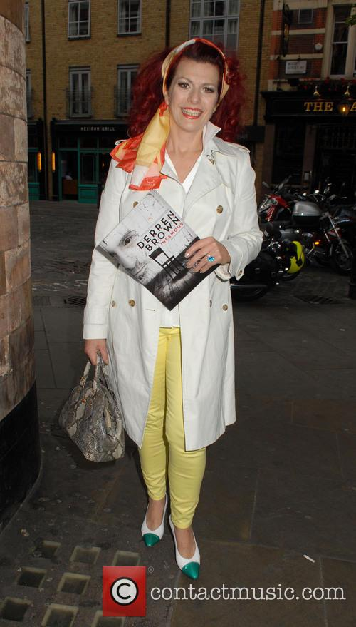 Cleo Rocos, Palace Theatre