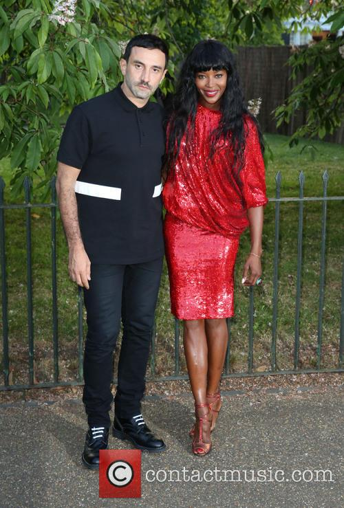 naomi campbell guest the serpentine gallery summer 4268742