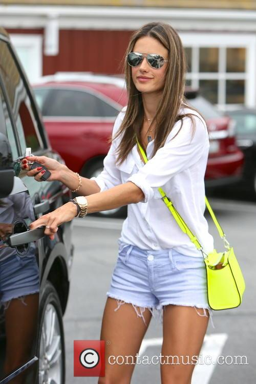 alessandra ambrosio alessandra ambrosio is seen leaving 3743969