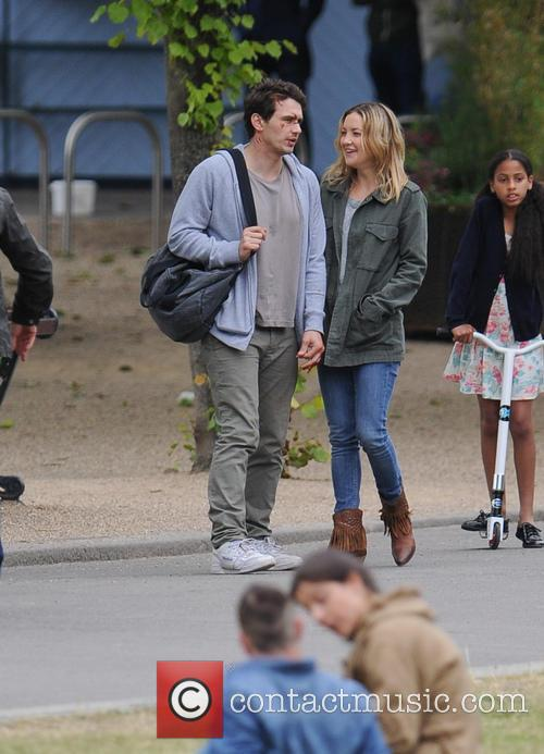 Kate Hudson and James Franco 2