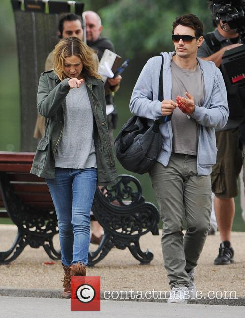 Kate Hudson and James Franco 6