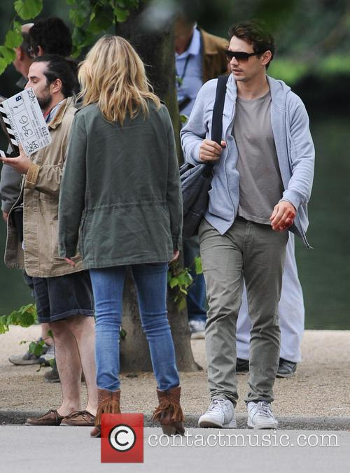 Kate Hudson and James Franco 9