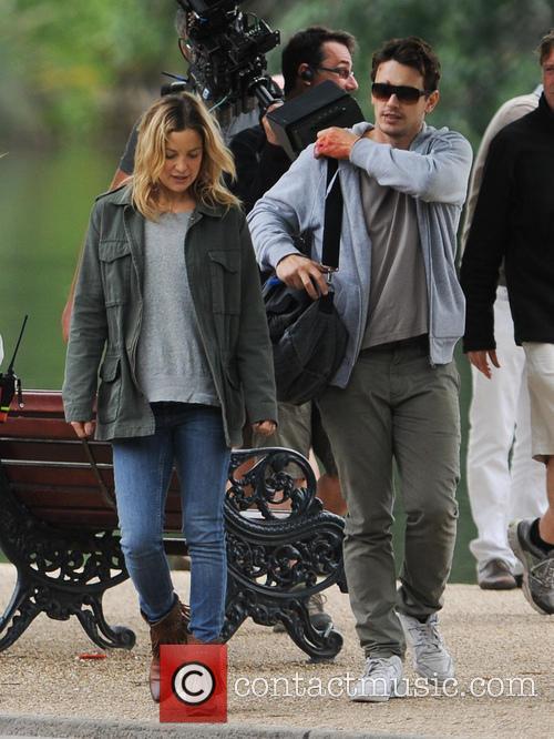 Kate Hudson and James Franco 16