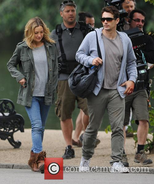 Kate Hudson and James Franco 1