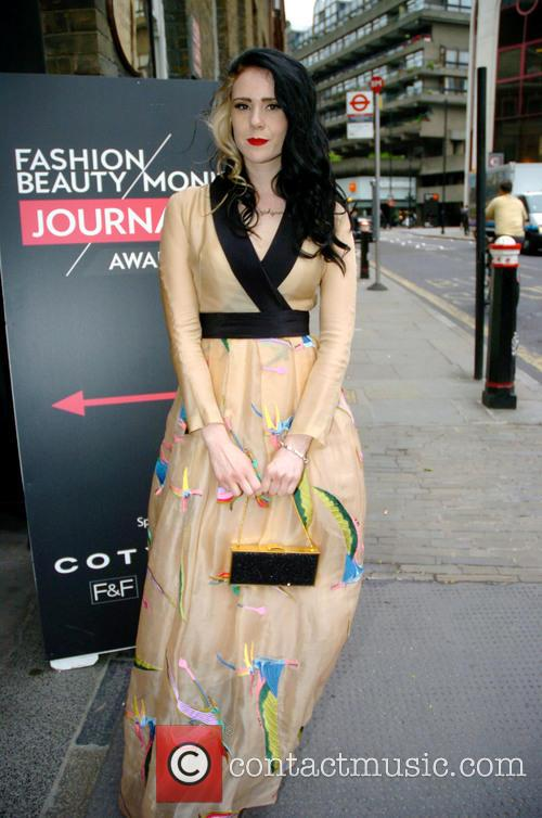 Kate Nash, Fashion Monitor Journalism Awards