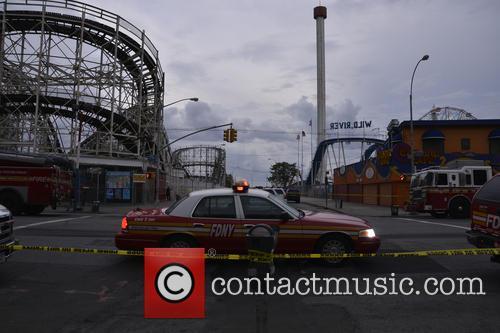 Atmosphere, Coney Island, Luna Park