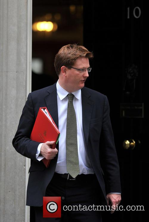 Ministers leaves 10 Downing Street