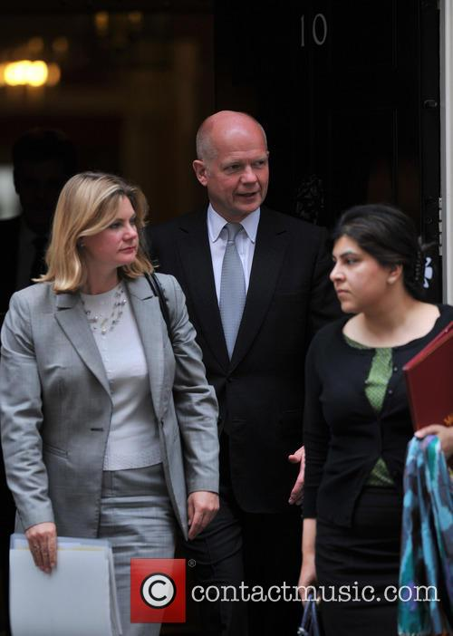 justine greening william hague baroness warsi ministers leaves 10 3743398