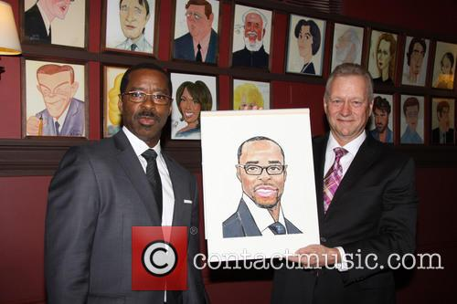 Courtney B. Vance, Max Klimavicius