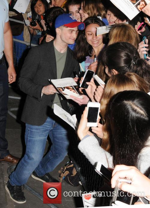 Daniel Radcliffe Leaves Noel Coward Theatre