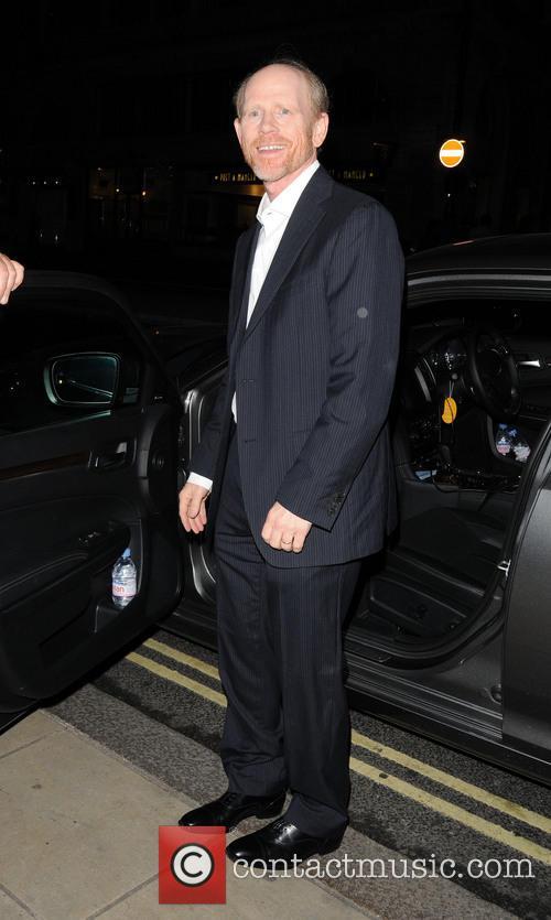 Ron Howard At BAFTA