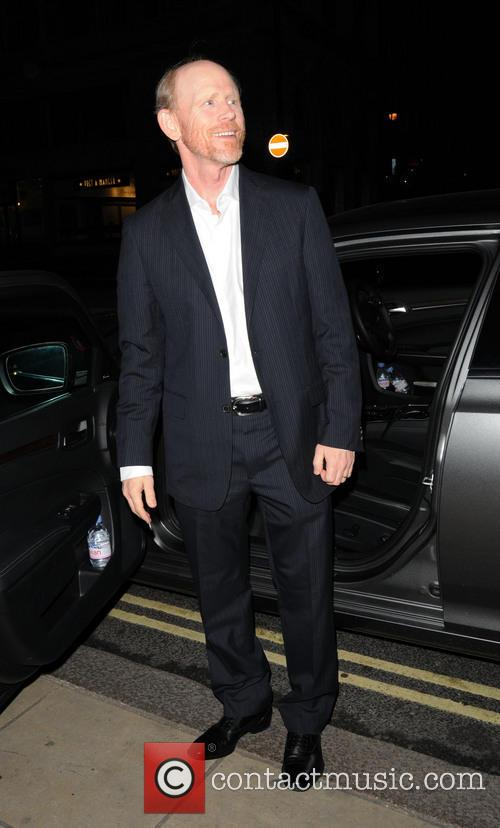 Ron Howard At BAFTA