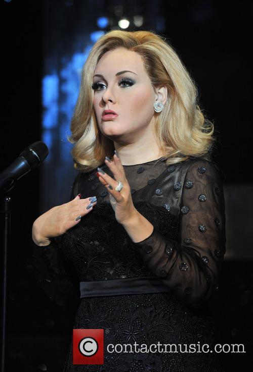Adele Waxwork, Madame Tussauds