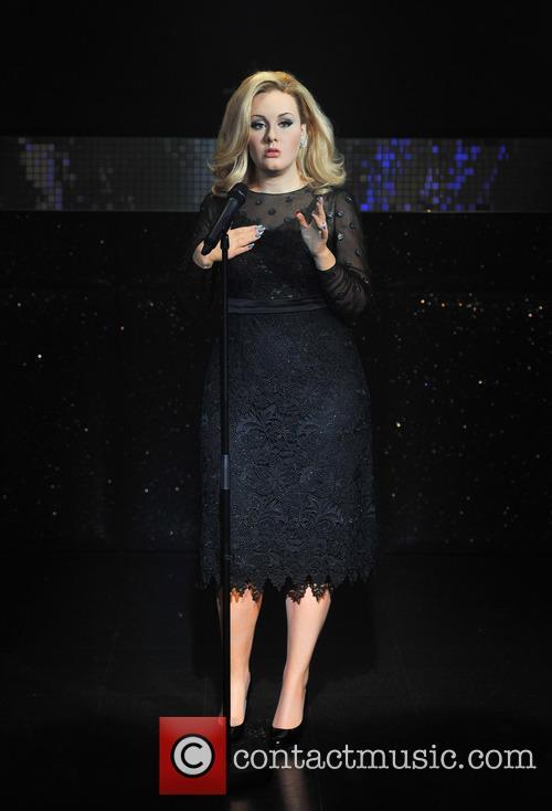 Adele Waxwork, Madame Tussaud's