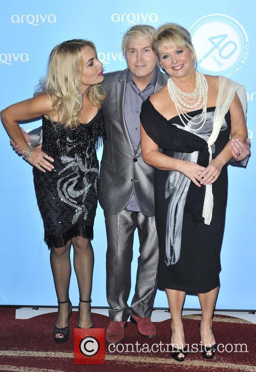 Cheryl Baker, Mike Nolan and Jay Aston 2