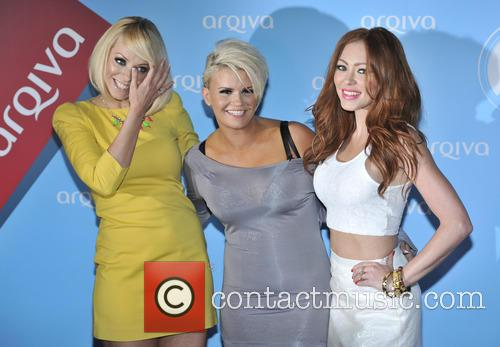 Liz Mcclarnon, Kerry Katona and Natasha Hamilton Of Atomic Kitten 4