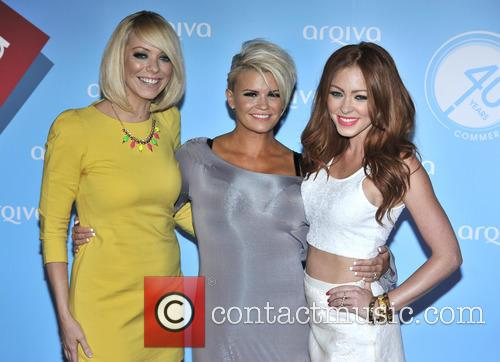Liz Mcclarnon, Kerry Katona and Natasha Hamilton Of Atomic Kitten 5