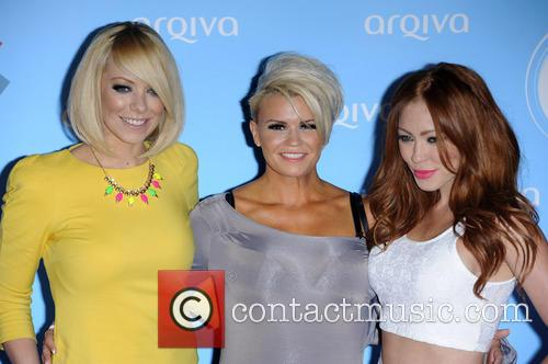 Liz Mcclarnon, Kerry Katona, Natasha Hamilton and Atomic Kitten 7