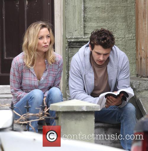 James Franco and Kate Hudson 3