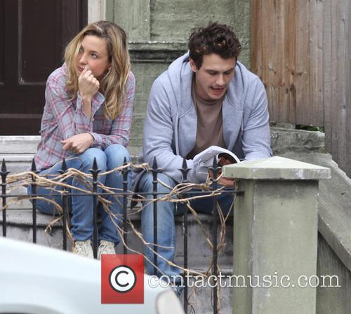 James Franco and Kate Hudson 5
