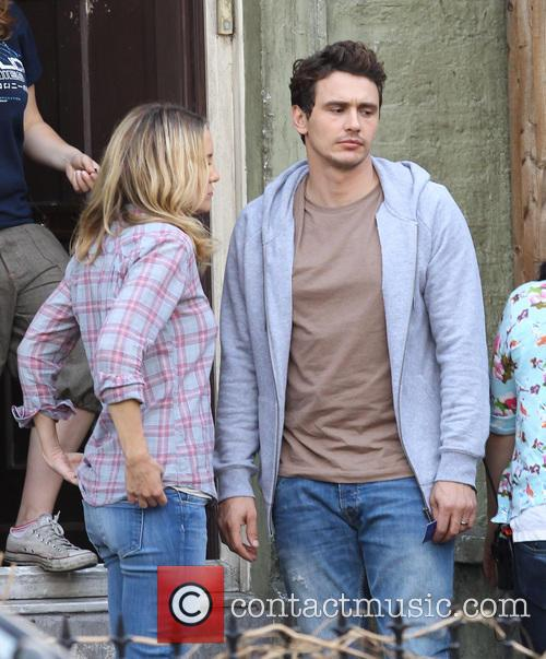 James Franco and Kate Hudson 9