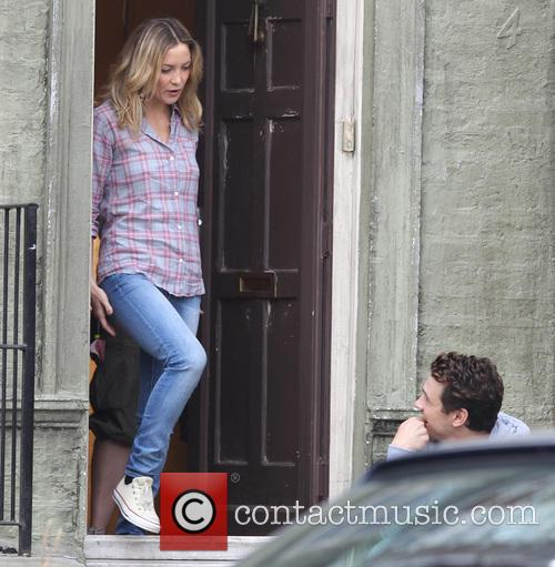 James Franco and Kate Hudson 10