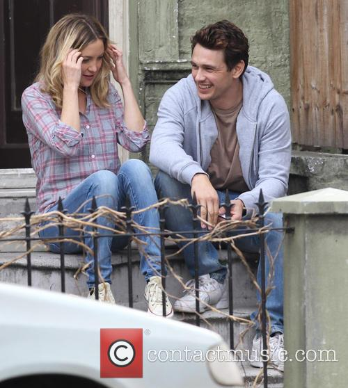 James Franco and Kate Hudson 11