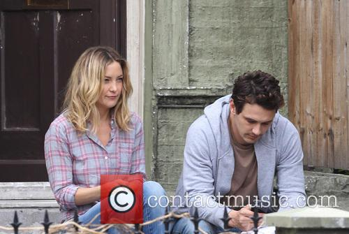 James Franco and Kate Hudson 12