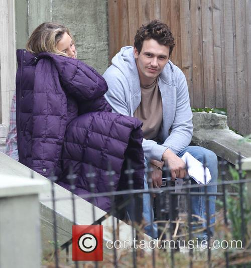 James Franco and Kate Hudson 16