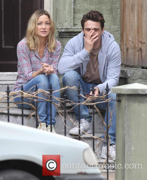 James Franco and Kate Hudson 1
