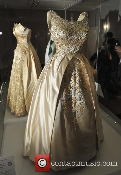 Dresses, The Queen, Princess Margaret, Princess Diana and Wales 2