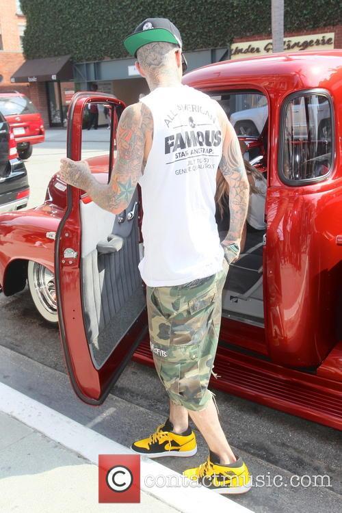 Travis Barker 1