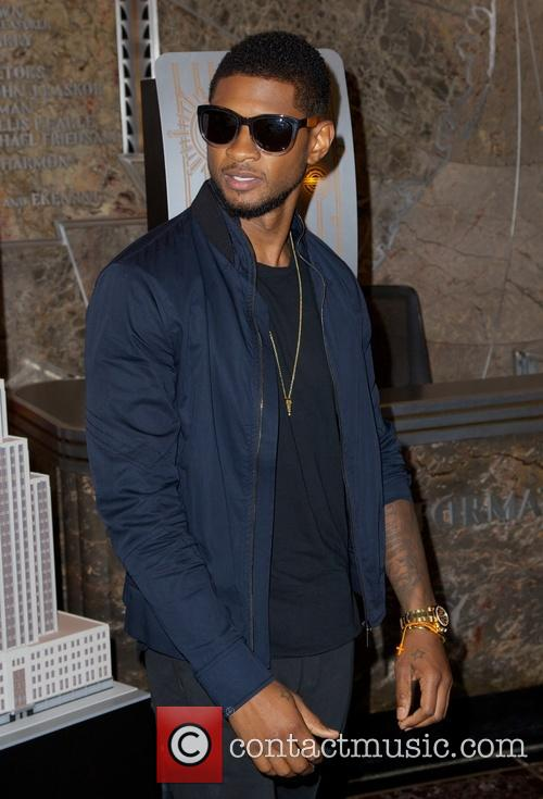 Usher, Empire State Building