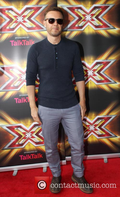 Gary Barlow, x factor