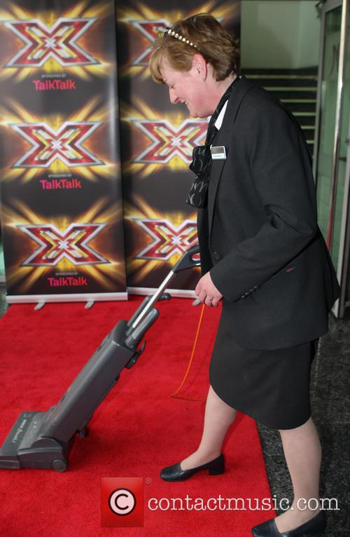 X Factor and Mercure Holland House Hotel 2
