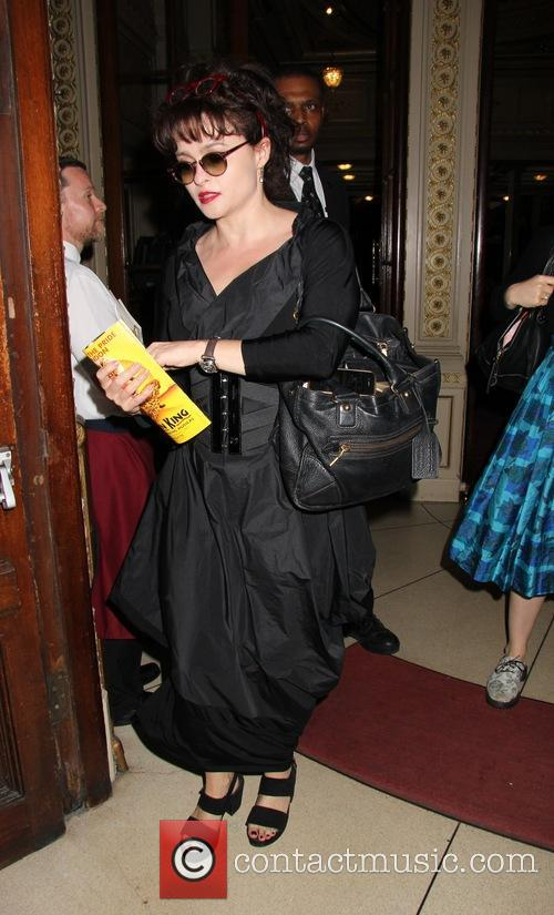 Celebrities enjoy a night out