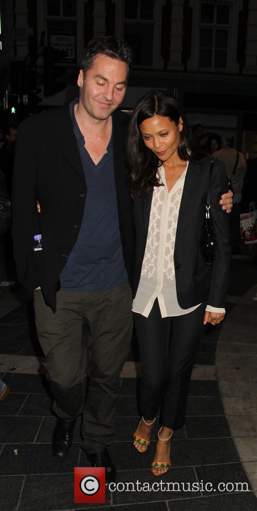 Thandie Newton and Guest 2