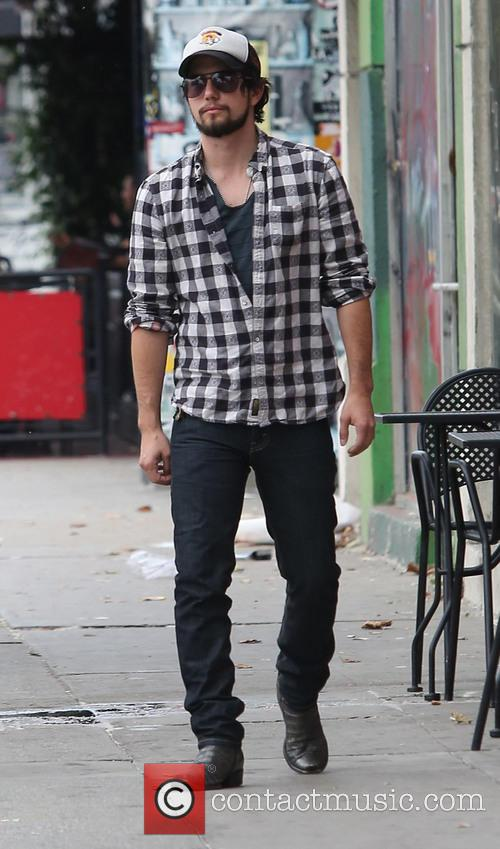 Jackson Rathbone In West Hollywood