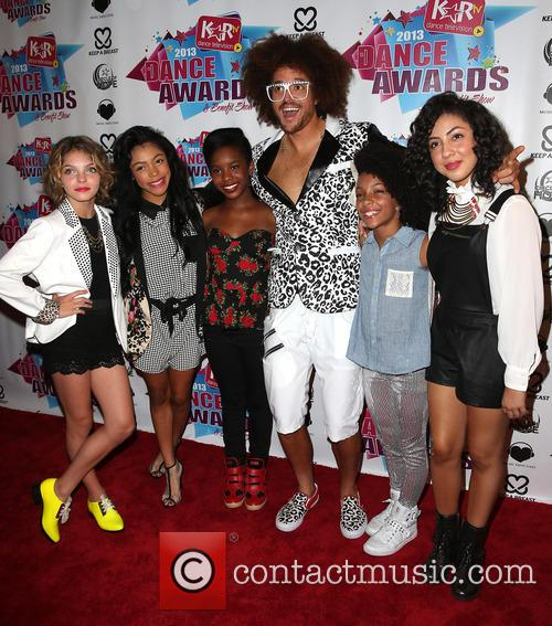 8 Flavors and Redfoo 1