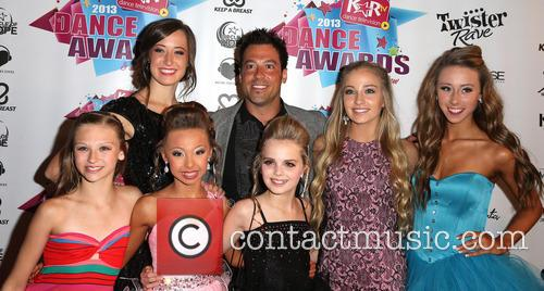 Autumn Miller, Sophia Lucia, Mia Diaz, Jessica Richens, Hayden Hopkins, Denae Luce and Mark Meismer 2